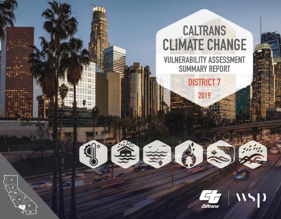 Caltrans Climate Change Assessments