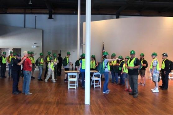 CERT training for emergencies