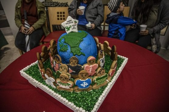 The designs submitted to the Gingerbread House Display and Competition ranged from the traditional to the creative on December 4, 2019. | Photo: Bobby Block / The Signal.