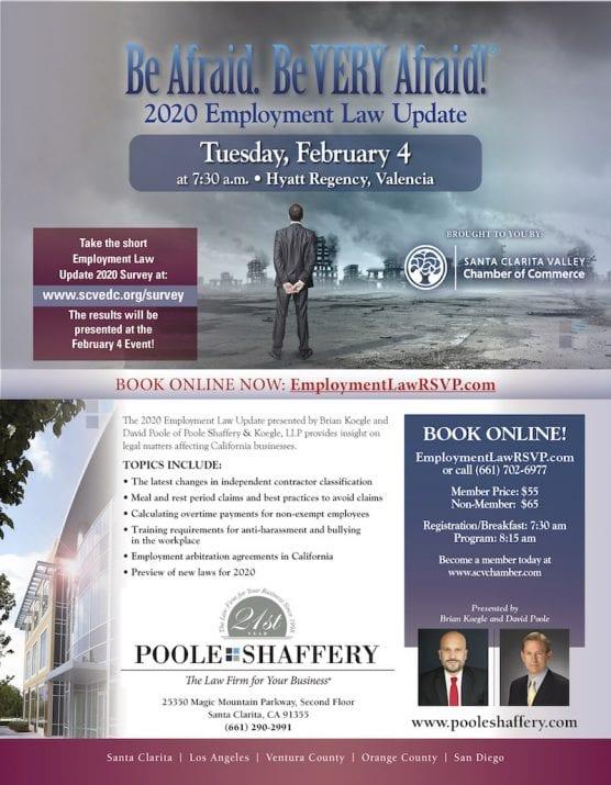 2020 Employment Law Update
