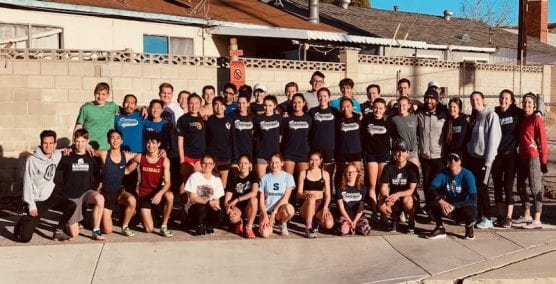 Saugus Cross Country