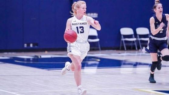 Lady Mustangs Basketball