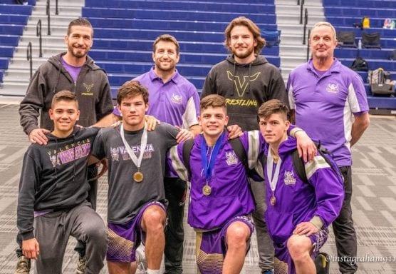Vikings Wrestling Team