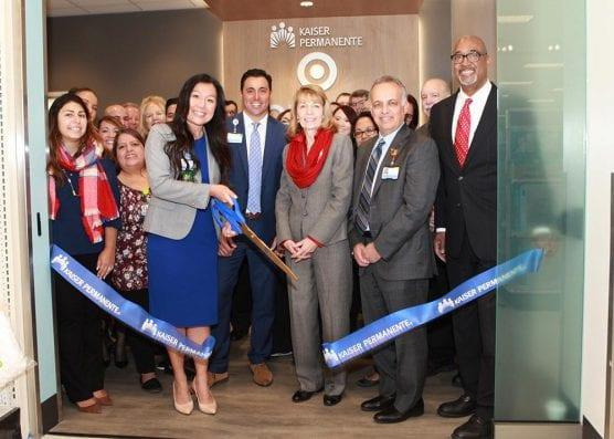 kaiser permanente target clinic grand opening