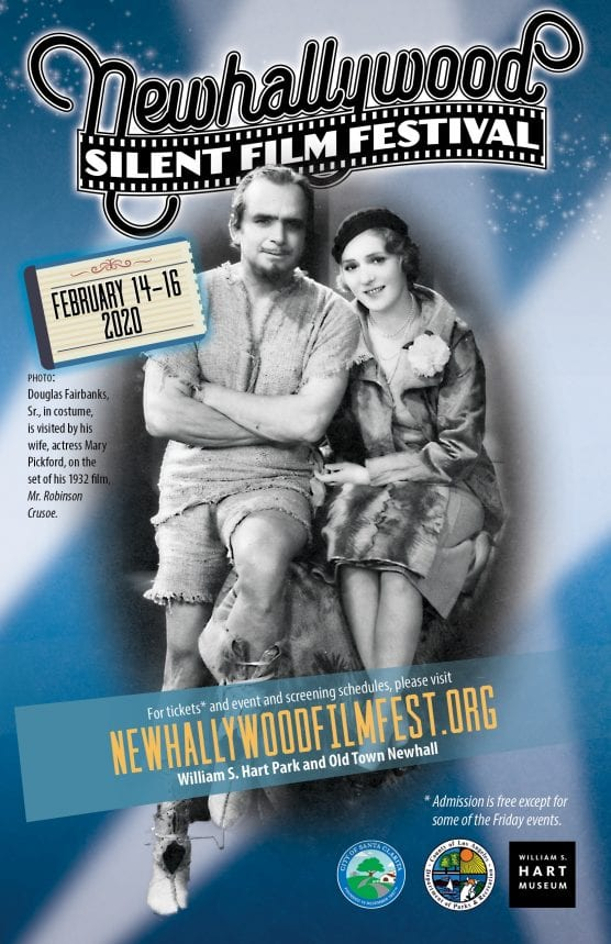 newhallywood silent film festival 2020
