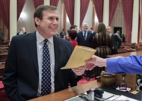 freelance journalists - California Sen. Scott Wilk (R-Santa Clarita)  (pictured) introduces legislation in Sacramento. | Photo: Courtesy Scott Wilk.
