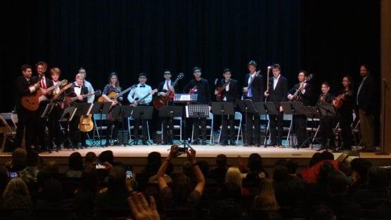 scv guitar orchestra