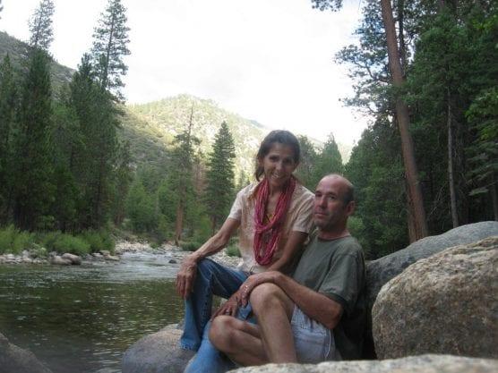 Will and Linda Cierzan enjoying the outdoors. | Courtesy photo.