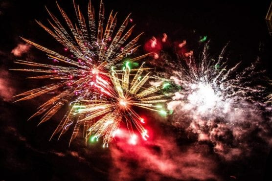 2020 Fireworks Show/City of Santa Clarita