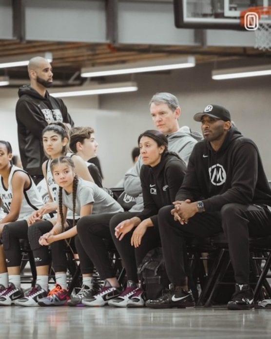 Isabella Escribano/Mamba Academy/Kobe Bryant