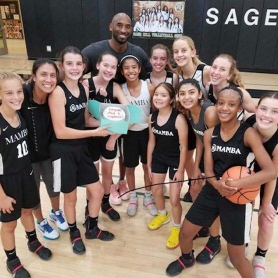 Kobe and Gianna Bryant/Mamba Academy