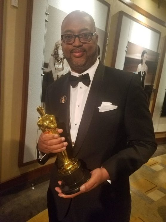 "CalArts alum Bruce W. Smith won the Best Short Film Academy Award for ""Jair Love"" at the 92nd Oscars ceremony in Hollywood Sunday night. 