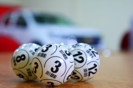 california lottery balls