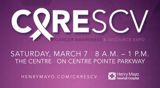 care scv cancer awareness