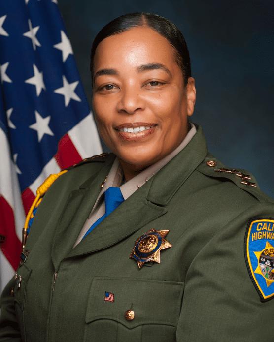 California Highway Patrol Deputy Commissioner Amanda L. Ray. | Courtesy photo.