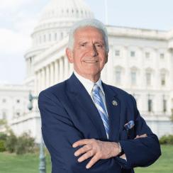U.S. Congressman Jim Costa (D-Fresno)