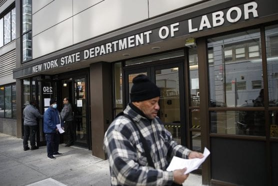 NY Department of Labor