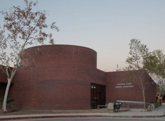 Sylmar Juvenile Courthouse
