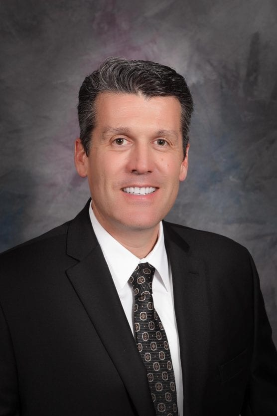 Mike Kuhlman, Superintendent, William S. Hart Union High School District.   Courtesy photo.