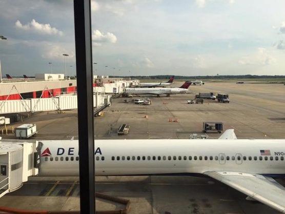 ATL/ Delta Terminal