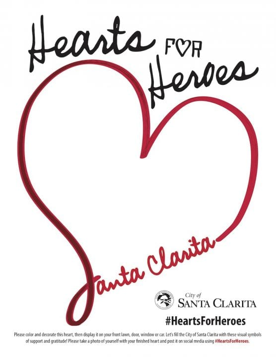 Hearts for Heroes