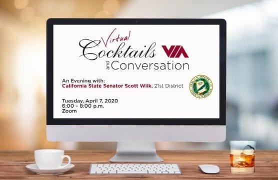 Virtual Cocktails & Conversation