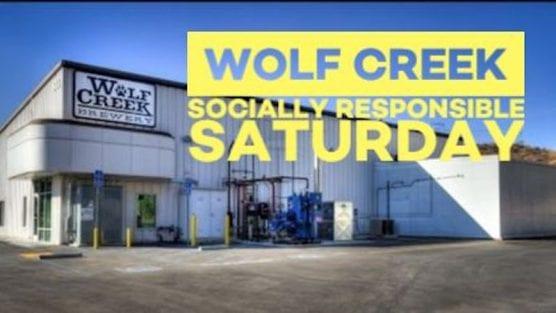 Wolf Creek Socially Responsible Saturdays