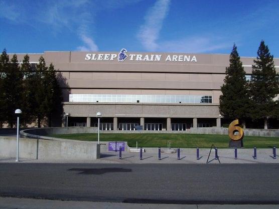 Sleep Train Arena in 23013. | Photo: CLopez63, WMC CC 3.0.