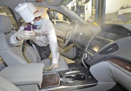 Valencia Acura Prepares to Reopen