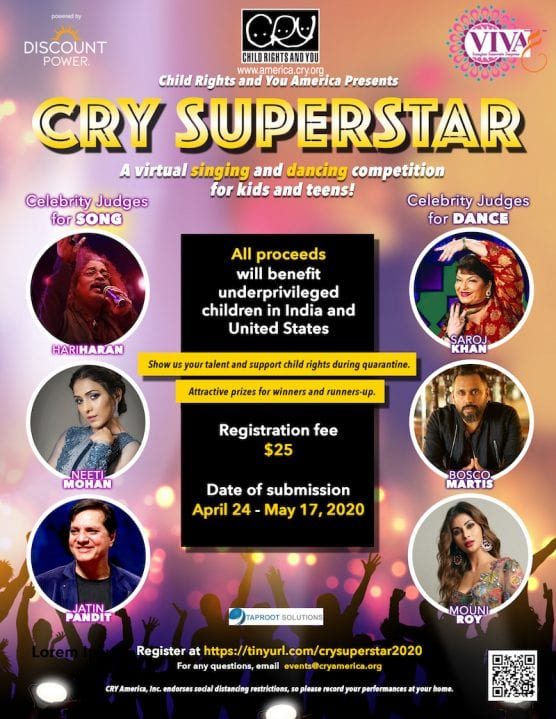 CRY Superstar