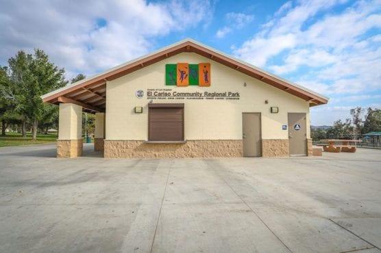 El Cariso Community Regional Park/Cooling Center