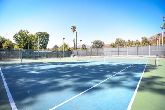 L.A. County Parks/Tennis Courts