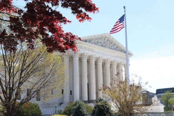 The U.S. Supreme Court (Courthouse News photo/Jack Rodgers)