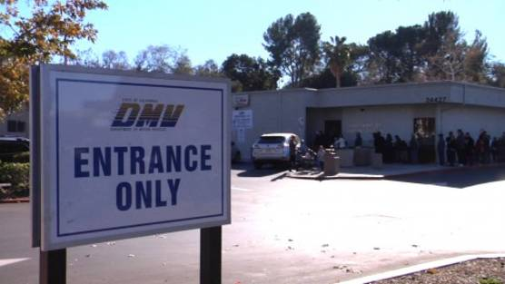 dmv newhall office