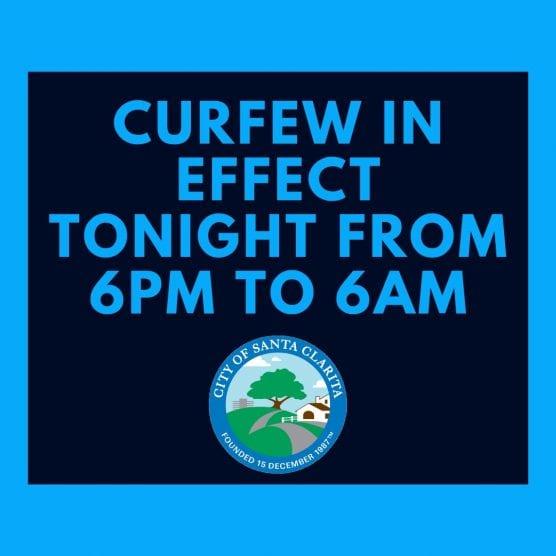 may 31 curfew