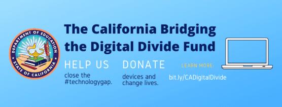CA Bridging Digital Divide