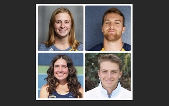 COC Student-Athlete Academic Excellence Award Winners