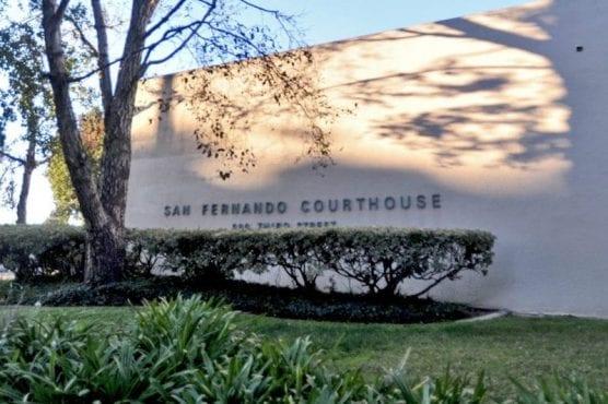 San Fernando Courthouse