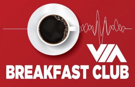 VIA Breakfast Club