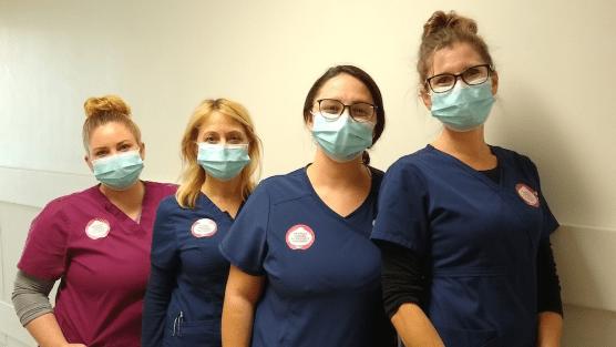 henry mayo nurses rally
