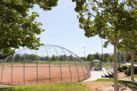 Central Park Baseball Field
