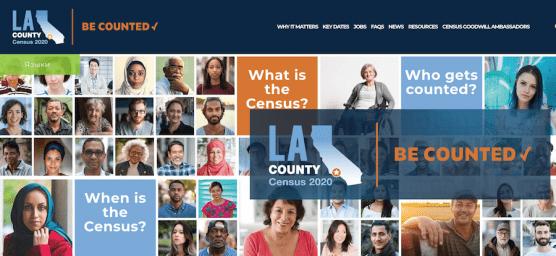 L.A. County Census 2020