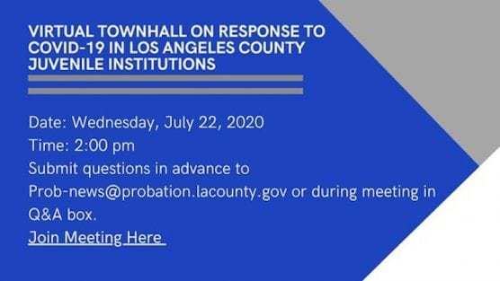 L.A. County Virtual Town Hall
