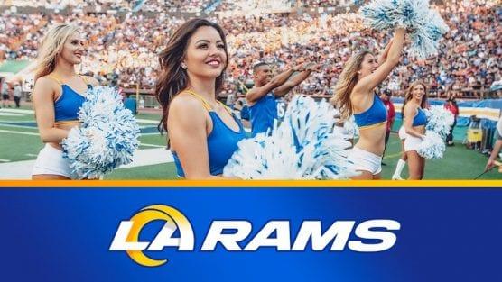 Los Angeles Rams Cheerleaders