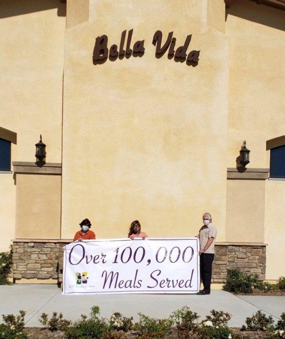 100000 meals