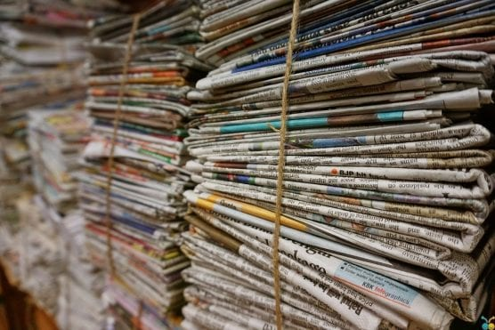 small newspapers