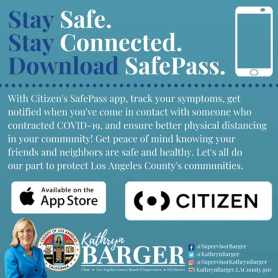Citizen SafePass App