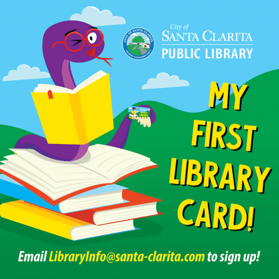 My First Library Card