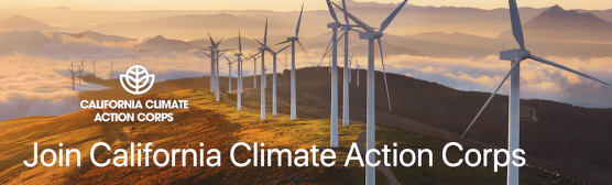 California Climate Action Corps