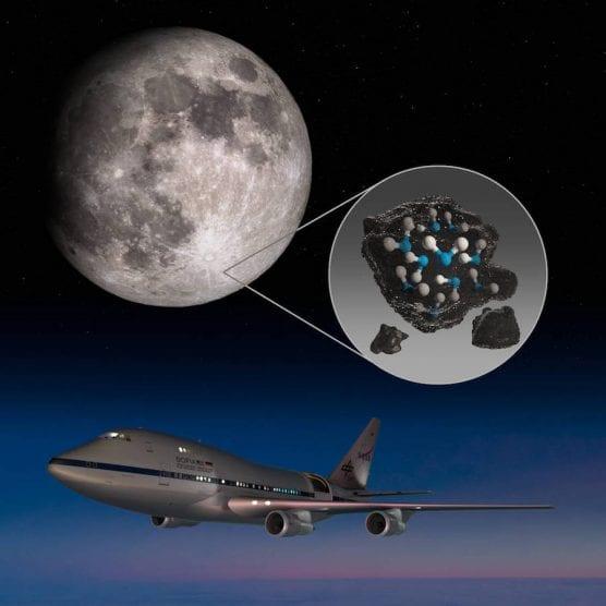 NASA/SOFIA Flight